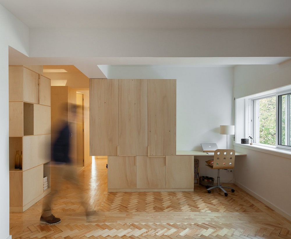 Renovation apartment in porto e architect - Renovating an apartment ...
