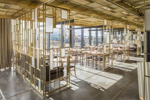 Restaurant Tak in Stockholm - Swedish Architecture News