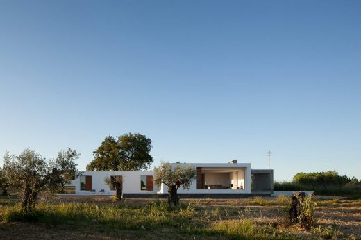 Ring House in Santarem - Portuguese Architecture News