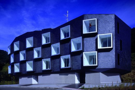 Social Housing for mine-workers in Asturias - Spanish Architecture News