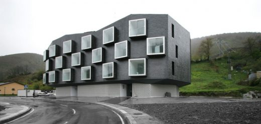 Residential Building in Northern Spain by Zon-e arquitectos