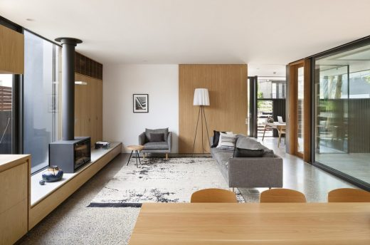 Contemporary Residential Development in Victoria design by AM Architecture