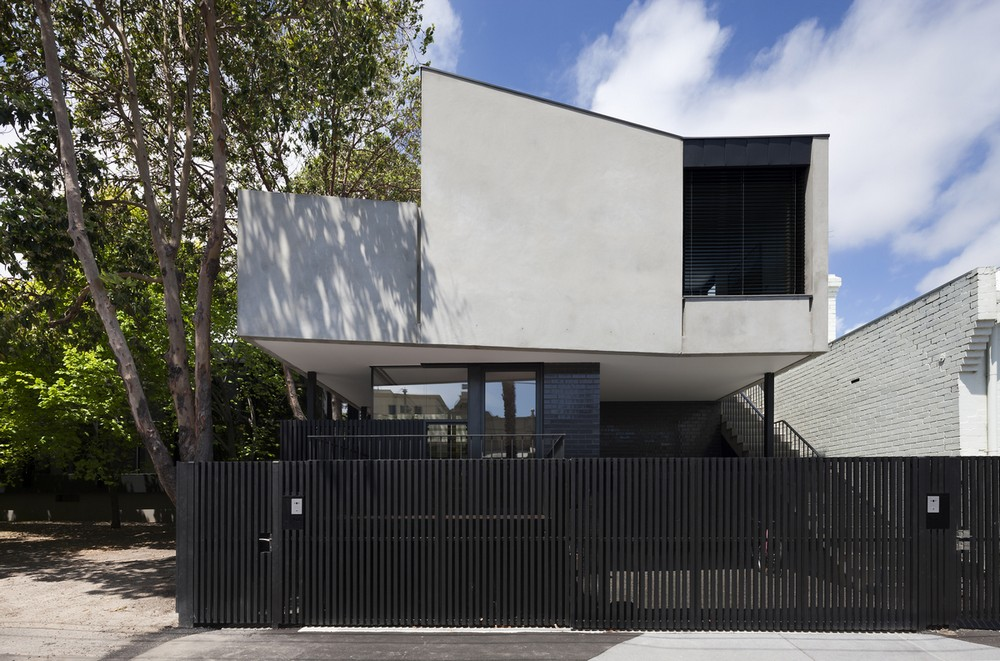 South Yarra Apartments In Melbourne E Architect