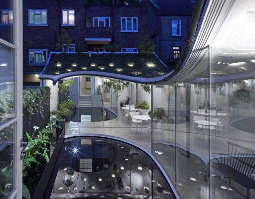 Sun Rain Rooms, Finsbury home exterior