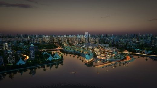 Tamouh Reem Island by Abu Dhabi Architect office