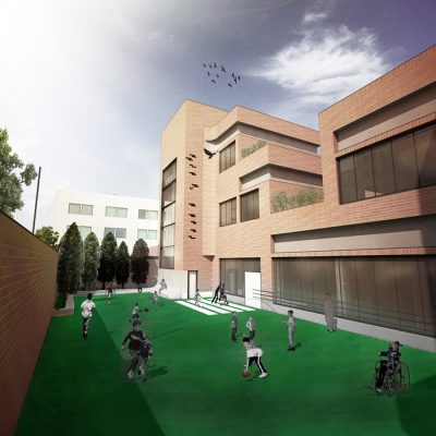 Tehran Educational Complex for Students with Special Needs