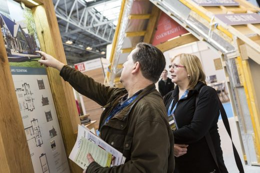The Homebuilding Renovating Show in 2018