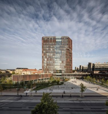 The Maersk Tower