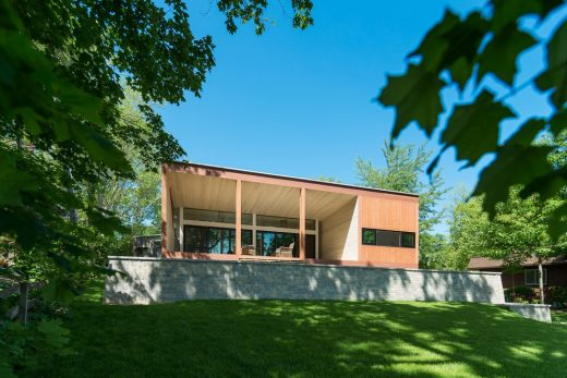 Thumb House in Madison
