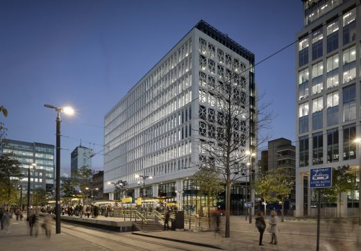 Two St Peters Square Manchester building