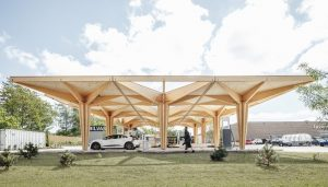 Ultra-Fast Charging Stations