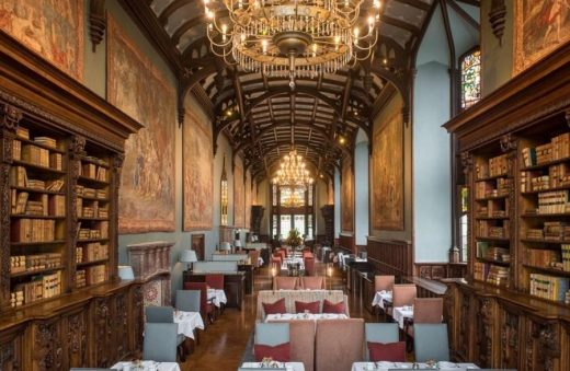 Adare Manor Hotel and Golf Resort, County Limerick interior