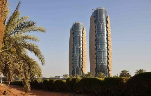 Al Bahar Towers Abu Dhabi