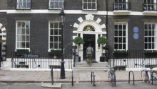 Architectural Association on Bedford Square, London:
