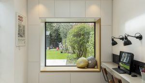 Consider adding a Window Seat to your Design
