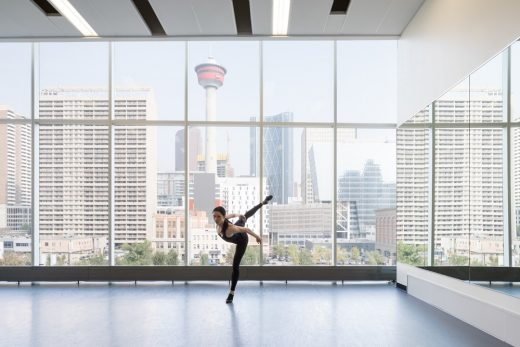 Decidedly Jazz Danceworks - Canadian Architecture News