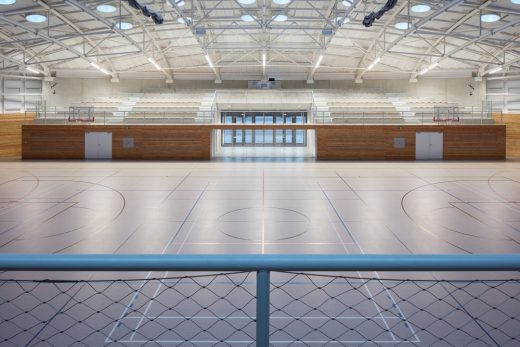 Dolni Brezany Sports Hall near Prague