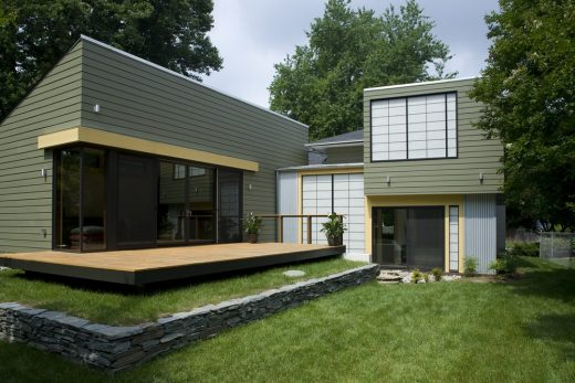 Fifties Split House