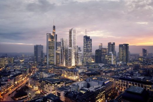 FOUR Frankfurt Towers - German architecture news