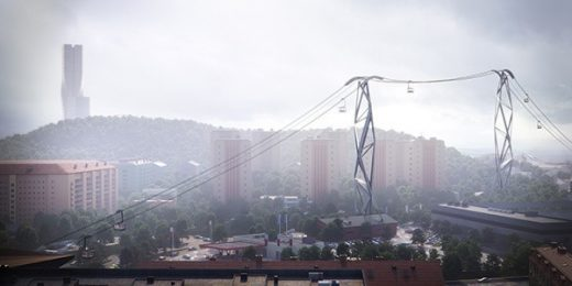 Gothenburg Cable Car: The Gondola Project