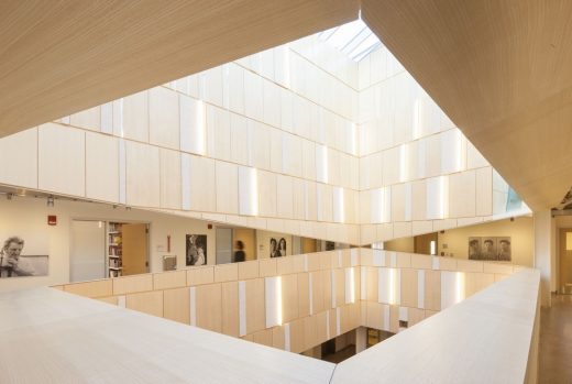 Harvard University Tozzer Anthropology Building design by Kennedy & Violich Architecture, MA
