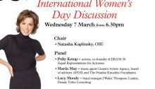 International Women's Day Discussion at Lady Margaret School