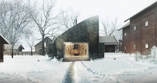 Kokillen Swedish Architecture News