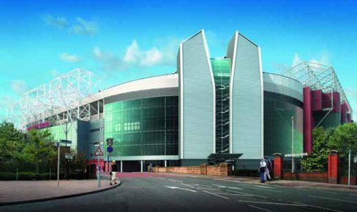 Manchester United Stadium building design proposals