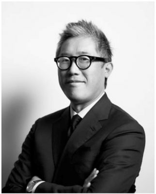 Mark Lee as Chair of the Department of Architecture