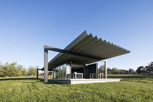 New Winery Building in Orange, New South Wales