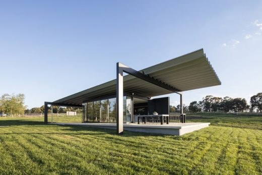 Australian Winery Project in New South Wales by Source Architects