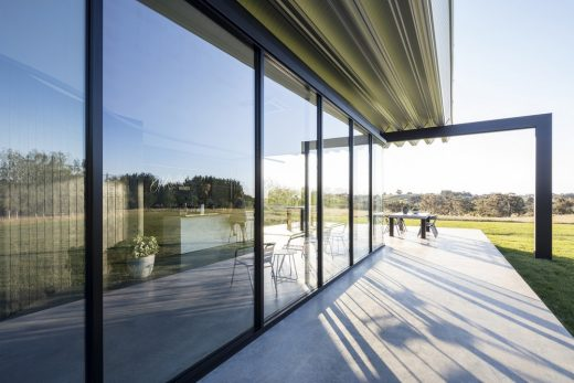 Montoro Winery Project in New South Wales - design by Source Architects