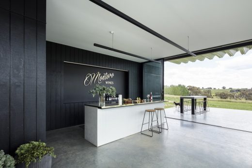 Winery Building in Orange, New South Wales