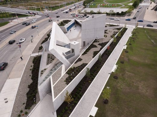 National Holocaust Monument - Canadian Architecture News