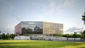 New Courthouse in Lille