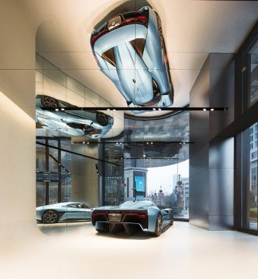 NIO House in Shanghai