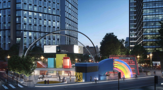 Old Street Roundabout Competition by shedkm Uniform and BCA Landscape