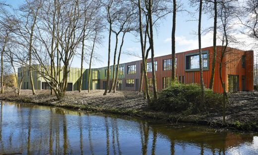 Project Maximaal, Rotterdam Childcare Centre building