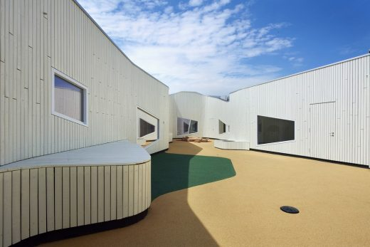 Project Maximaal Rotterdam Childcare Centre building