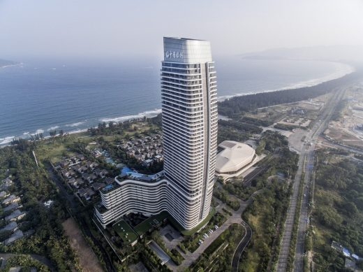 Rosewood Sanya Hotel and Forum - Chinese Hotel Buildings