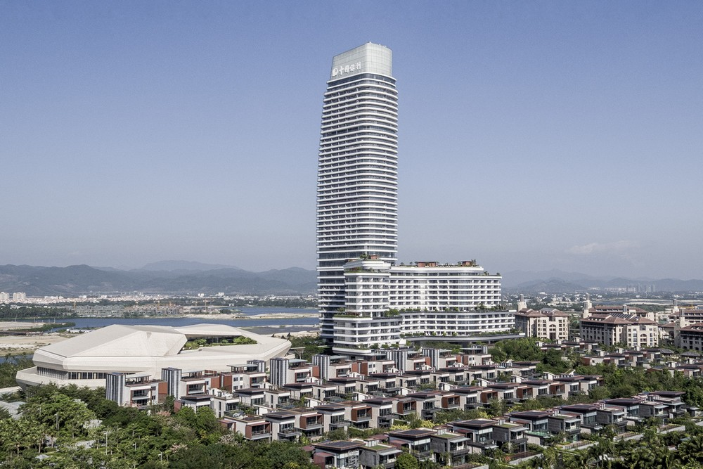 Rosewood Sanya Hotel And Forum E Architect