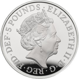 Royal Academy of Arts Coin by David Chipperfield