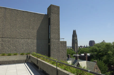 Yale School of Architecture, New Haven Connecticut, USA