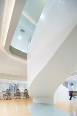 Treatment Rooms Project in Thailand design by dwp | design worldwide partnership