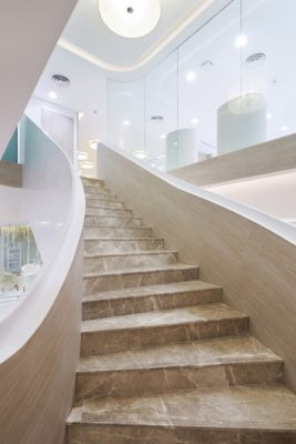 Samitivej Wellness and Life Centre Treatment Rooms by dwp | design worldwide partnership