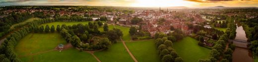 Big Town Plan for Shrewsbury