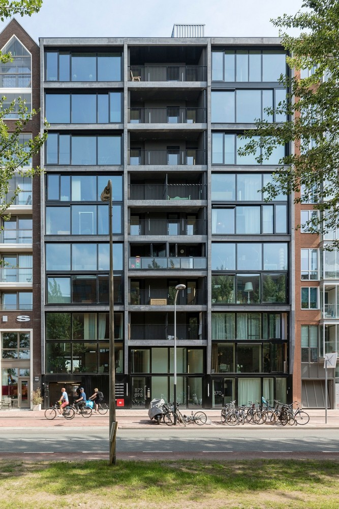 Superlofts housing in amsterdam 14 e architect for Product design jobs amsterdam