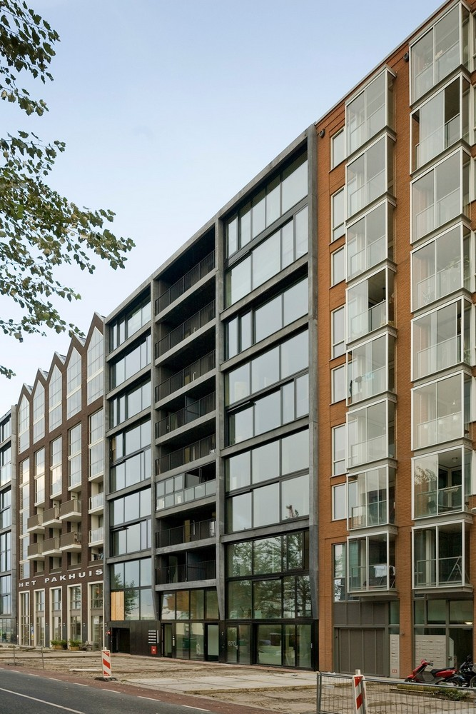 Superlofts housing in amsterdam 2 e architect for Product design jobs amsterdam