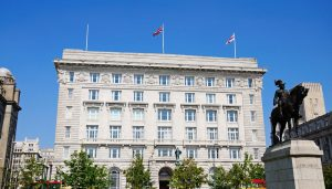 The Cunard Building Liverpool