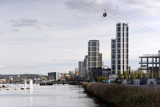 The Waterman on Greenwich Peninsula